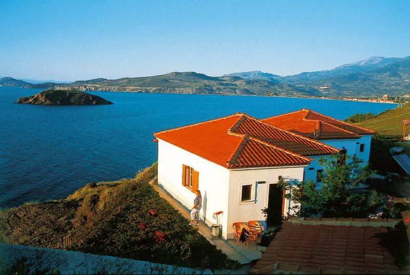 Aparthotel Anaxos Hill - Anaxos - Lesbos
